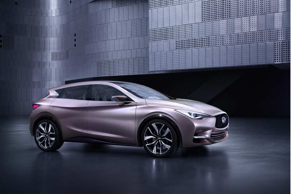 77 All New 2020 Infiniti Q30 Overview