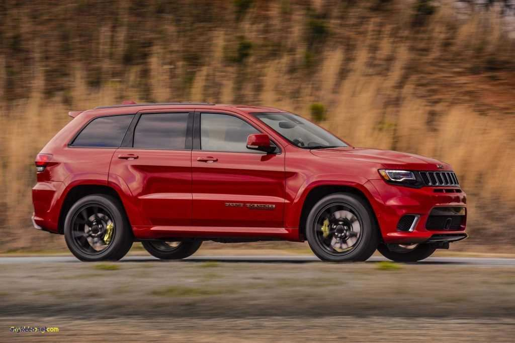77 All New 2020 Jeep Grand Cherokee Srt8 Overview