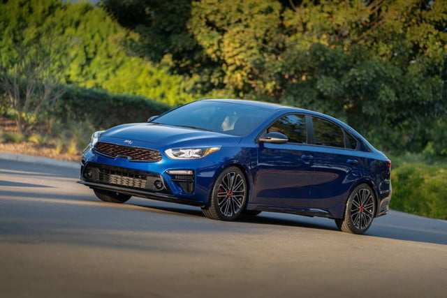 77 All New 2020 Kia Forte New Review