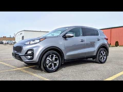 77 All New 2020 Kia Sportage Redesign And Review