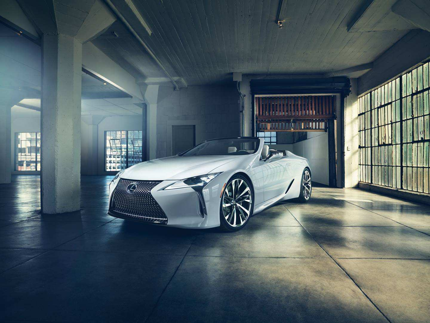77 All New 2020 Lexus SC Model