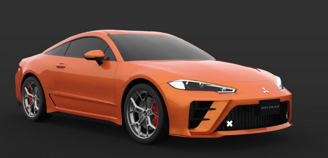 77 All New 2020 Mitsubishi Eclipse Concept