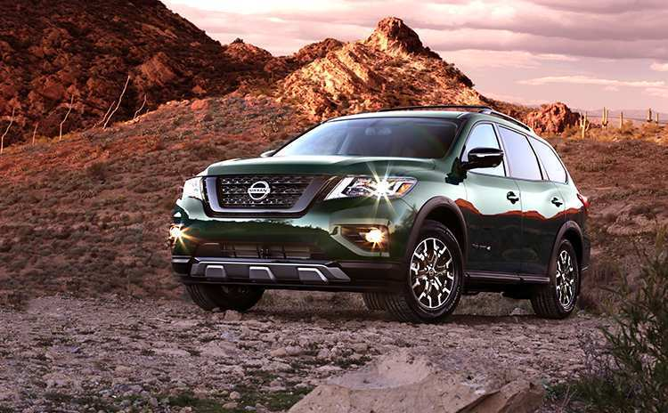 77 All New 2020 Nissan Pathfinder Picture