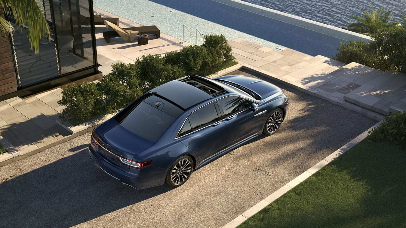 77 All New 2020 The Lincoln Continental Price And Release Date