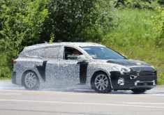 2020 The Spy Shots Ford Fusion