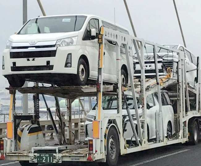 77 All New 2020 Toyota Hiace Review And Release Date