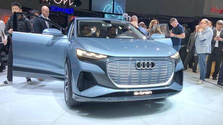 77 All New Audi Electric Suv 2020 New Review