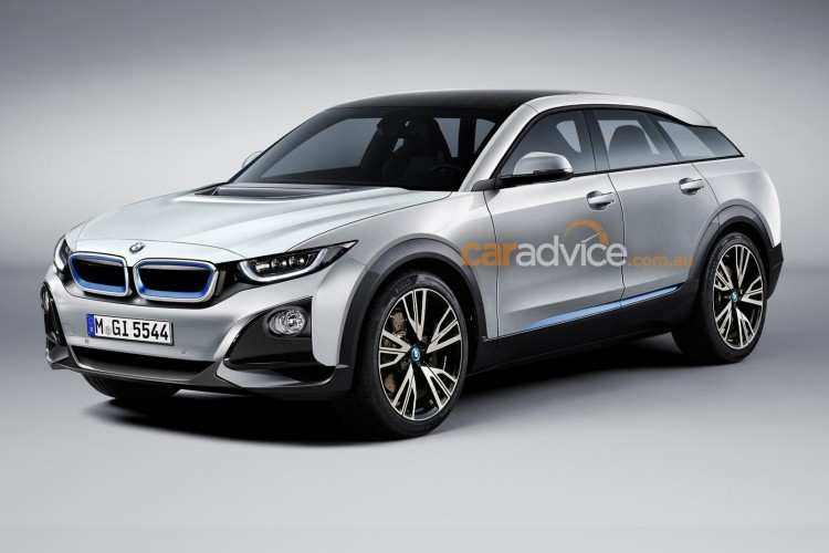 77 All New BMW I5 2020 Interior