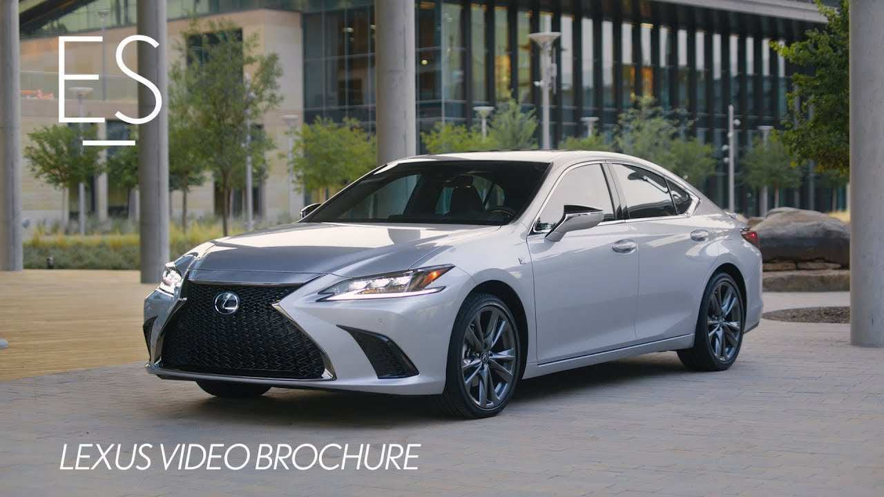 77 All New Es300 Lexus 2019 Specs And Review