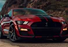 Ford Debuts 2020 Shelby Gt500
