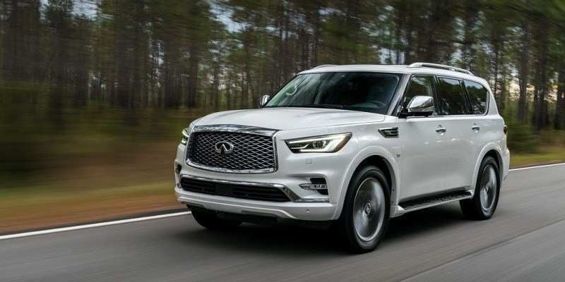 77 All New Infiniti Qx80 2020 Interior Pictures