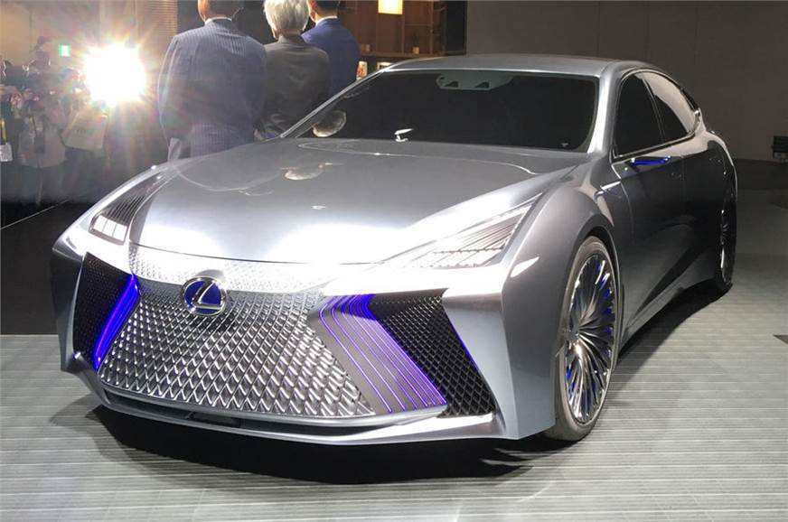 77 All New Lexus Concept 2020 Performance And New Engine