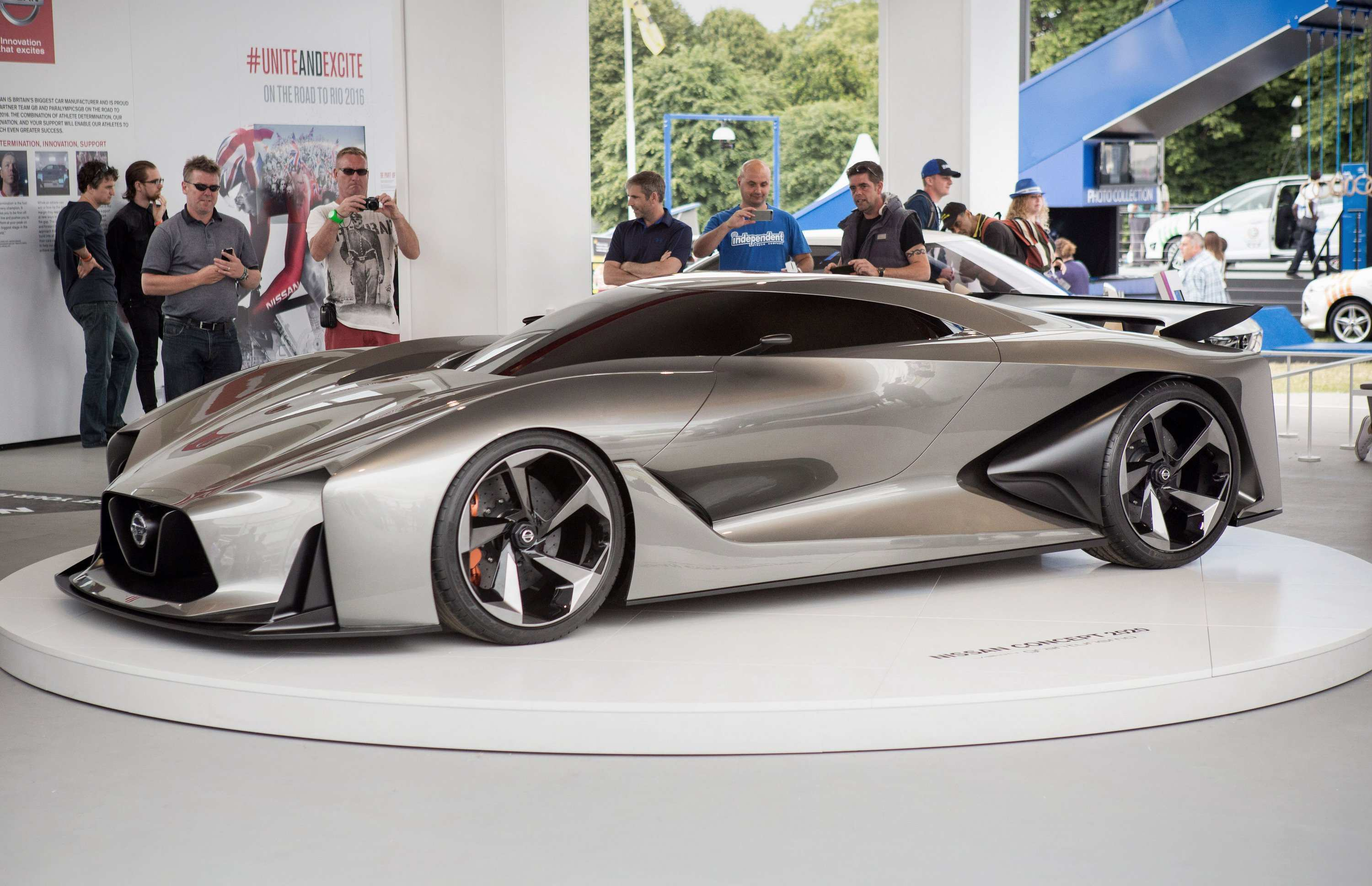 77 All New Nissan Concept 2020 Top Speed Engine