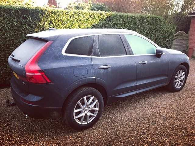77 All New Volvo Xc60 2020 Uk Exterior