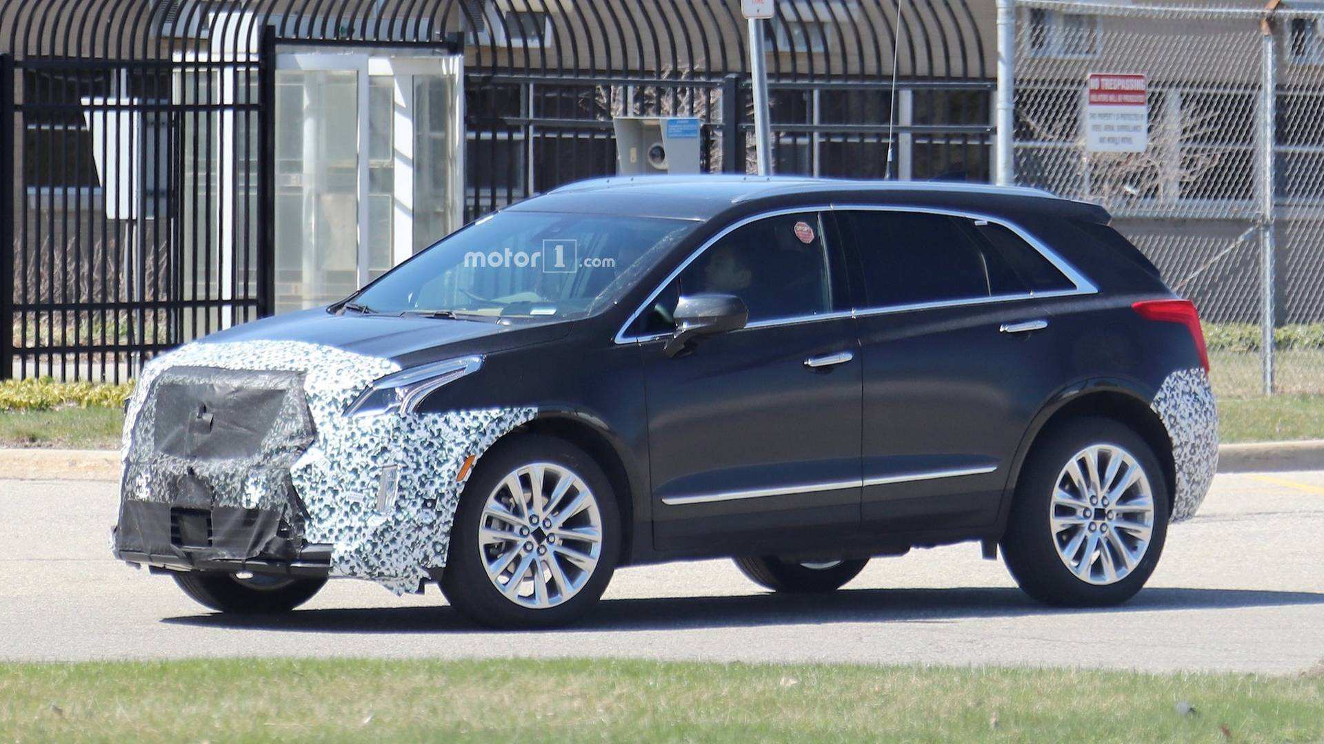 77 All New When Will The 2020 Cadillac Xt5 Be Available Ratings