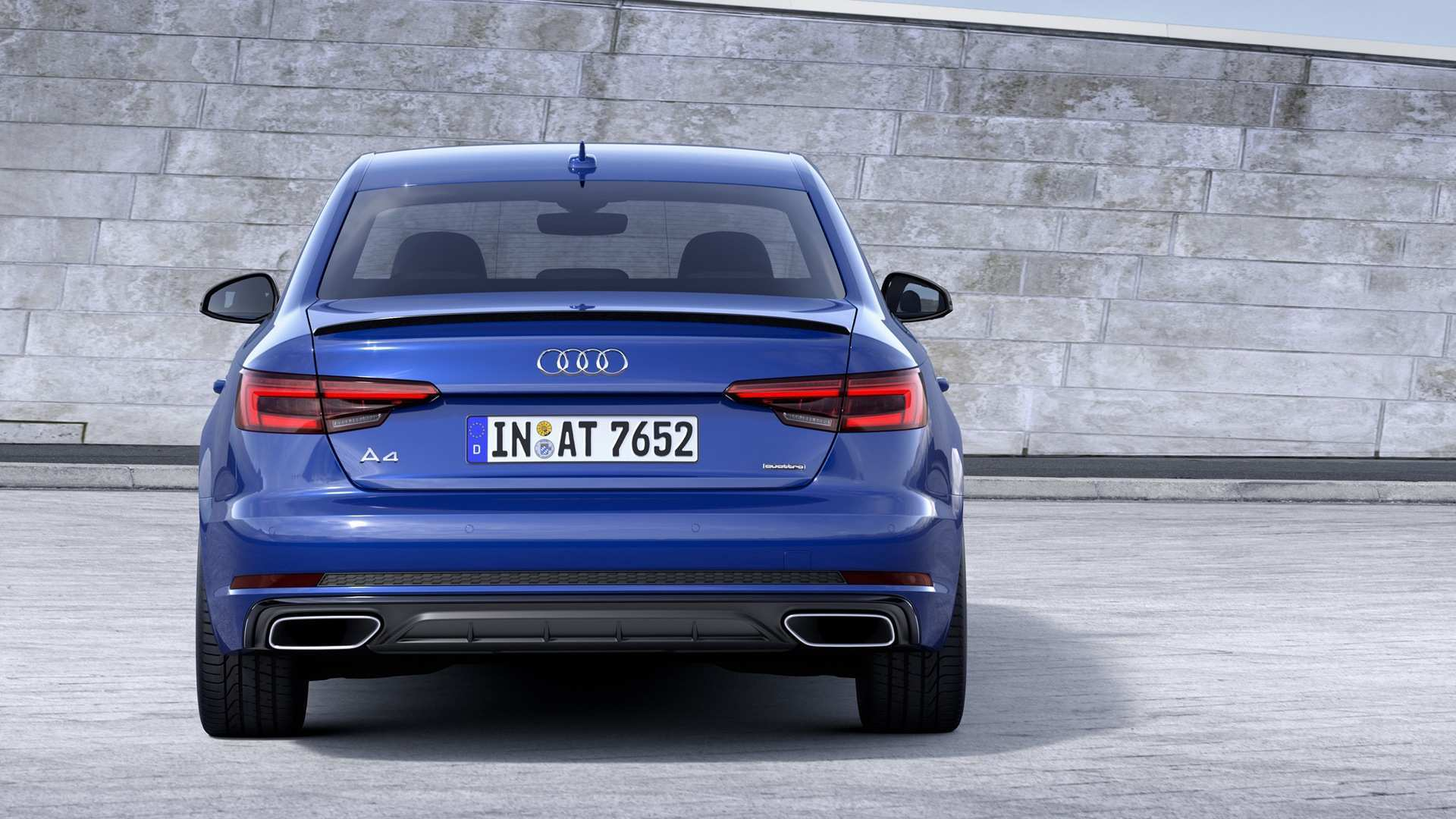 77 Best 2019 Audi A4 Performance And New Engine