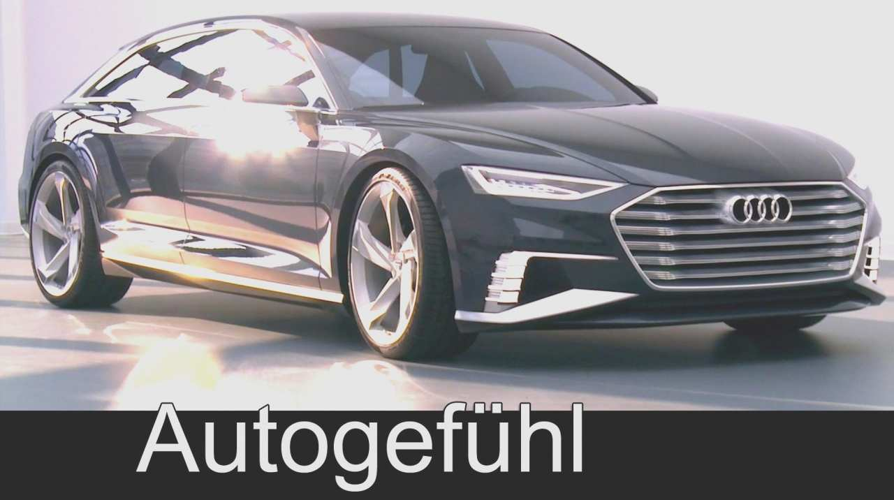 77 Best 2019 Audi A9 Concept Research New