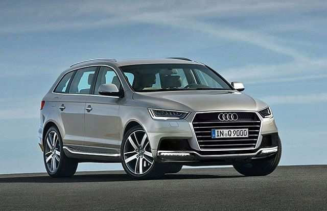 77 Best 2019 Audi Q9 Engine