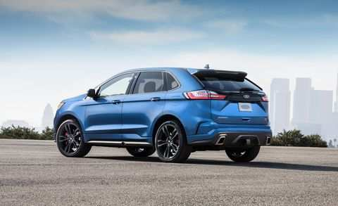 77 Best 2019 Ford Edge Sport Release Date