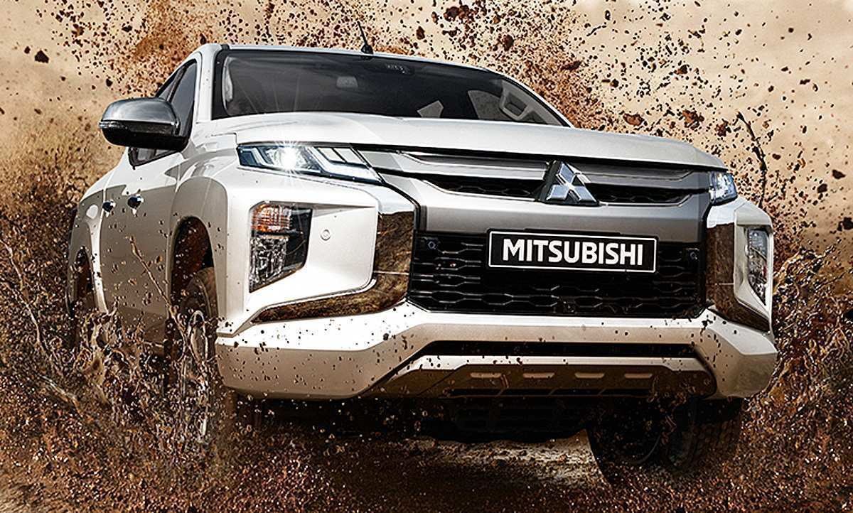 77 Best 2019 Mitsubishi L200 New Review