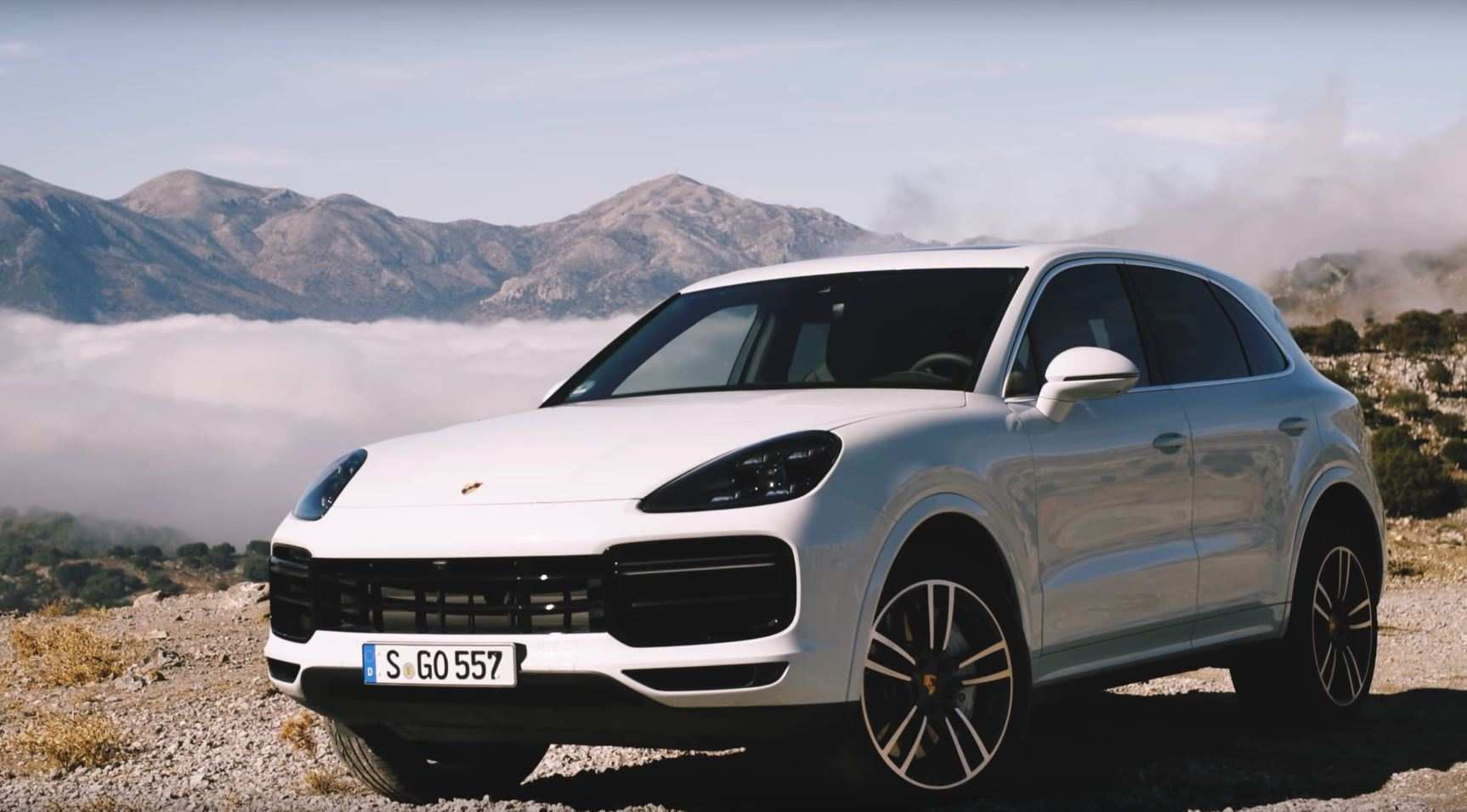 77 Best 2019 Porsche Cayenne Turbo S Photos