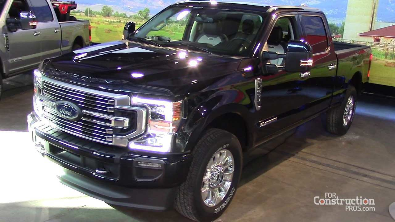 77 Best 2020 Ford Super Duty First Drive