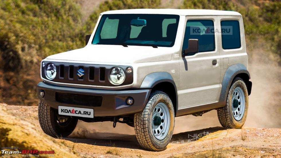77 Best 2020 Suzuki Jimny Concept And Review