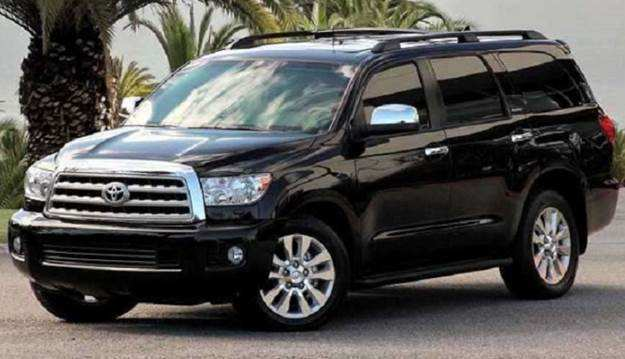 77 Best 2020 Toyota Sequoia History