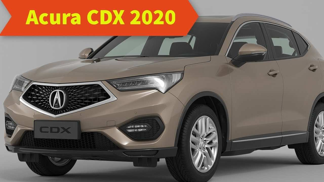 77 Best Acura Cdx 2020 Style