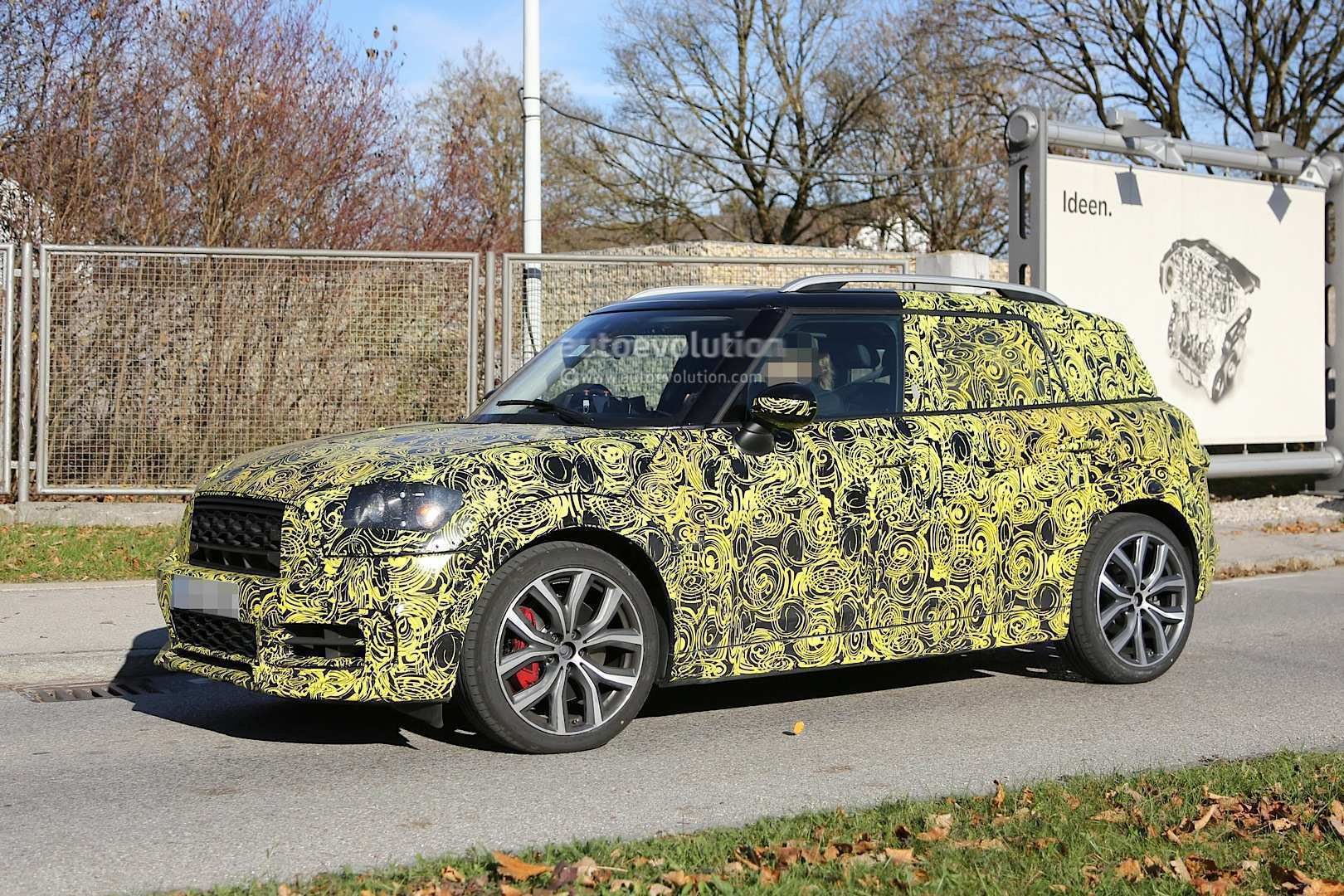 77 Best Spy Shots Mini Countryman Redesign And Concept