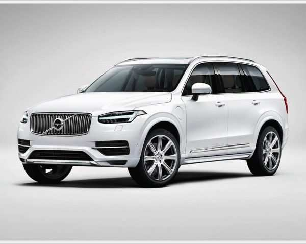 77 Best Volvo Xc90 Facelift 2020 Uk Spy Shoot