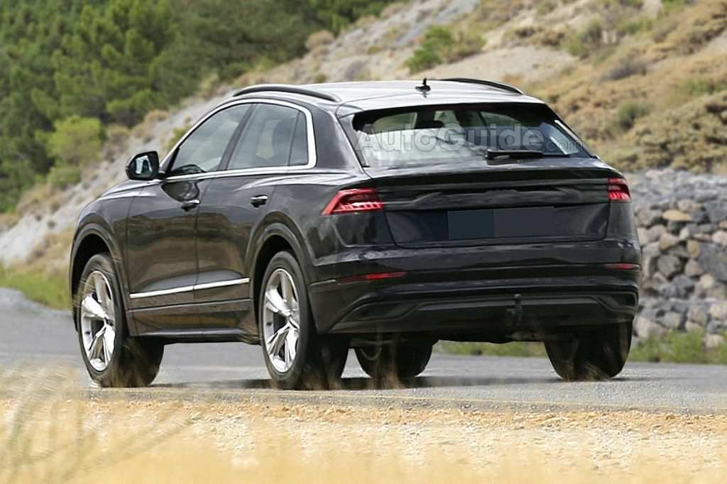 77 New 2019 Audi Q8Quotes Specs And Review