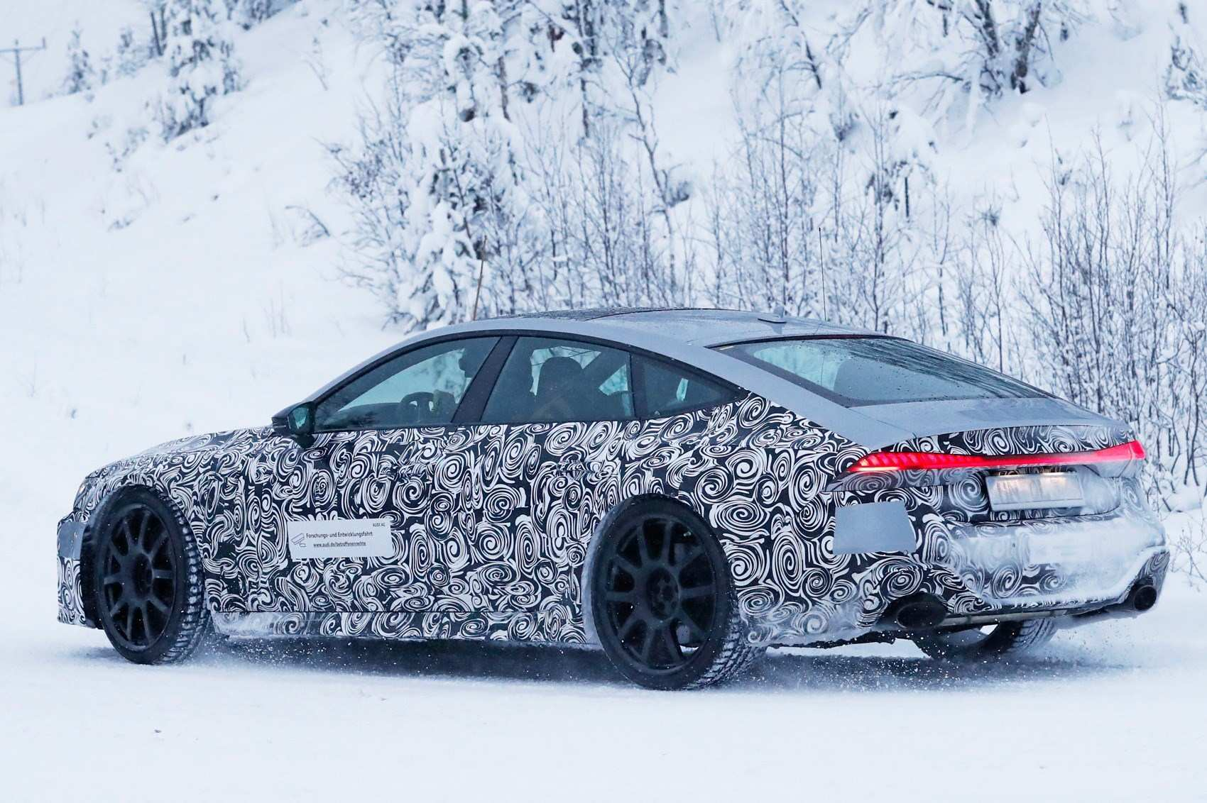 77 New 2019 Audi Rs7 Redesign And Review