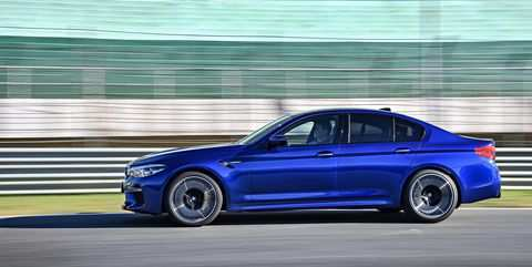 77 New 2019 BMW M5 Get New Engine System New Concept