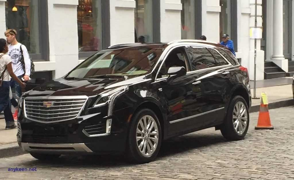 77 New 2019 Cadillac SRXSpy Photos Price And Review