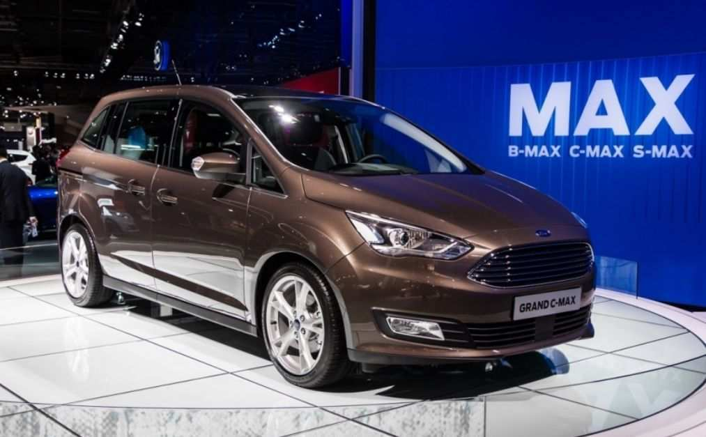 77 New 2019 Ford C Max Photos