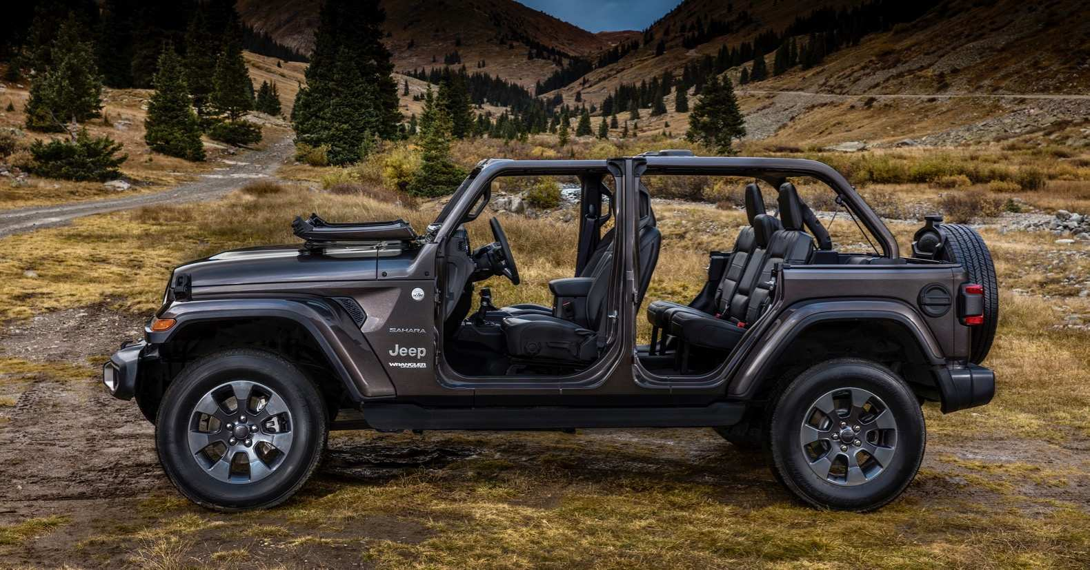 77 New 2019 Jeep Jl Colors History