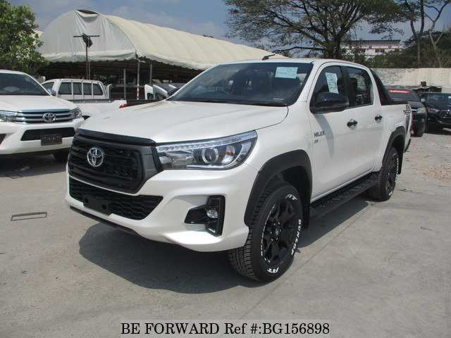 77 New 2019 Toyota Hilux Model