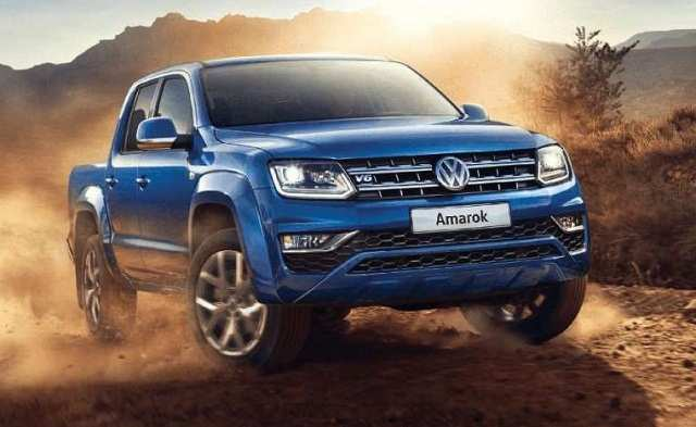 77 New 2019 VW Amarok Configurations