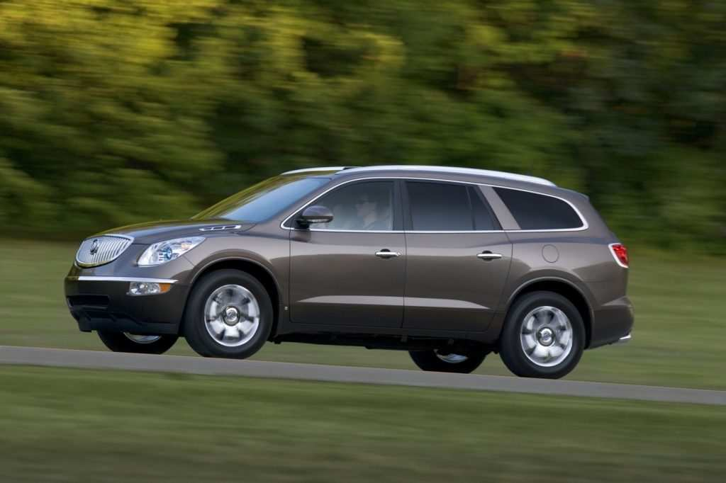 77 New 2020 Buick Enclave Spy Photos History