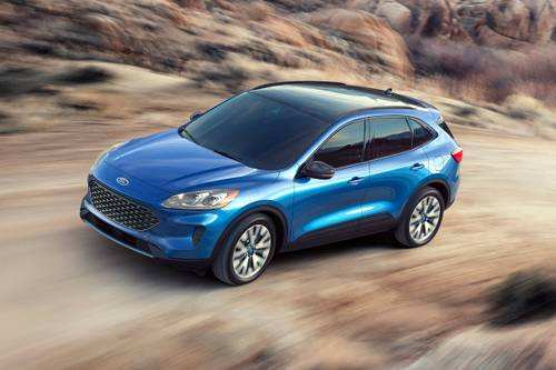 77 New 2020 Ford Escape Price And Release Date