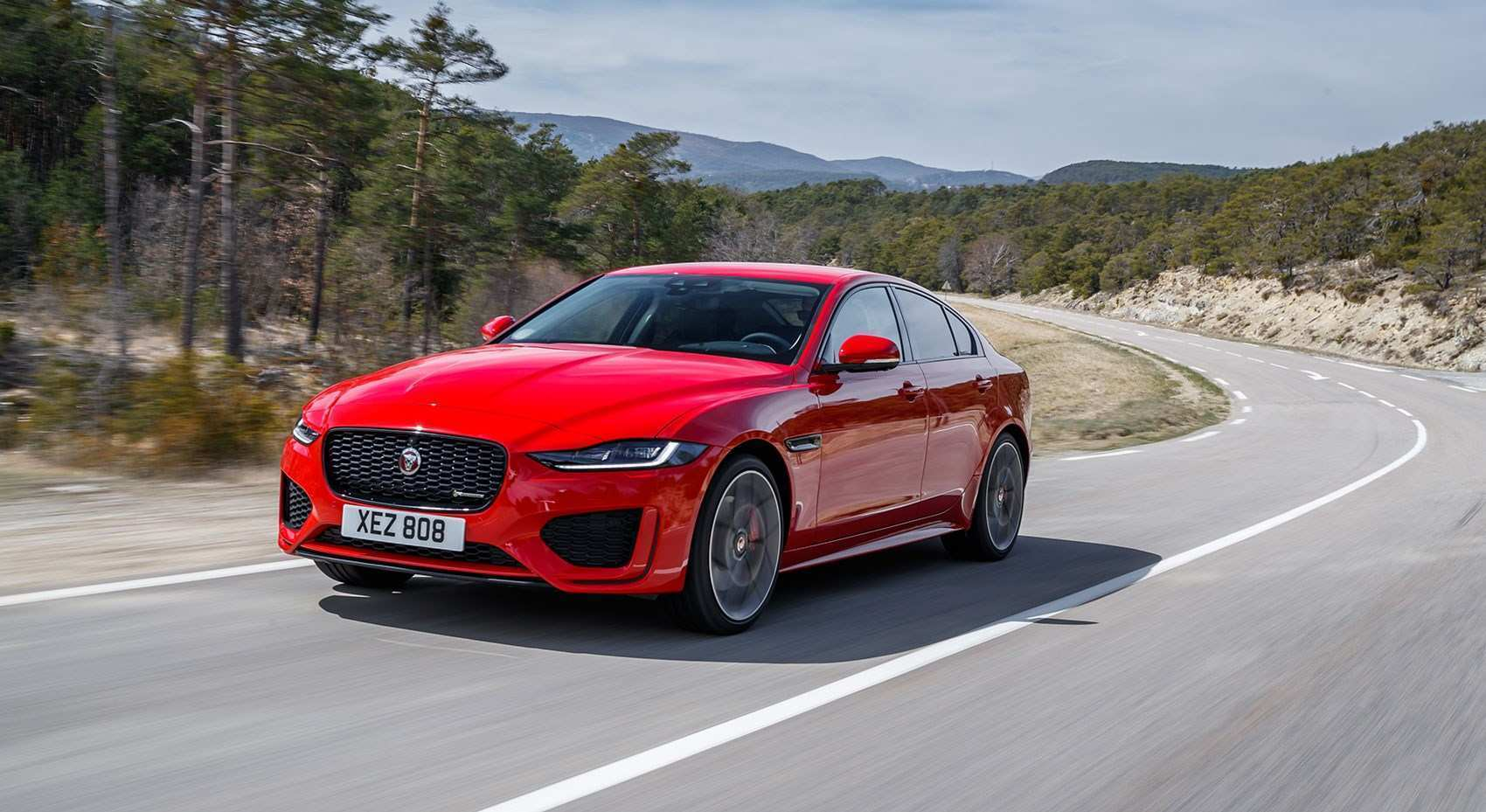 77 New 2020 Jaguar Xe Review Concept And Review