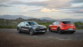 77 New 2020 Porsche Cayenne Turbo S Configurations