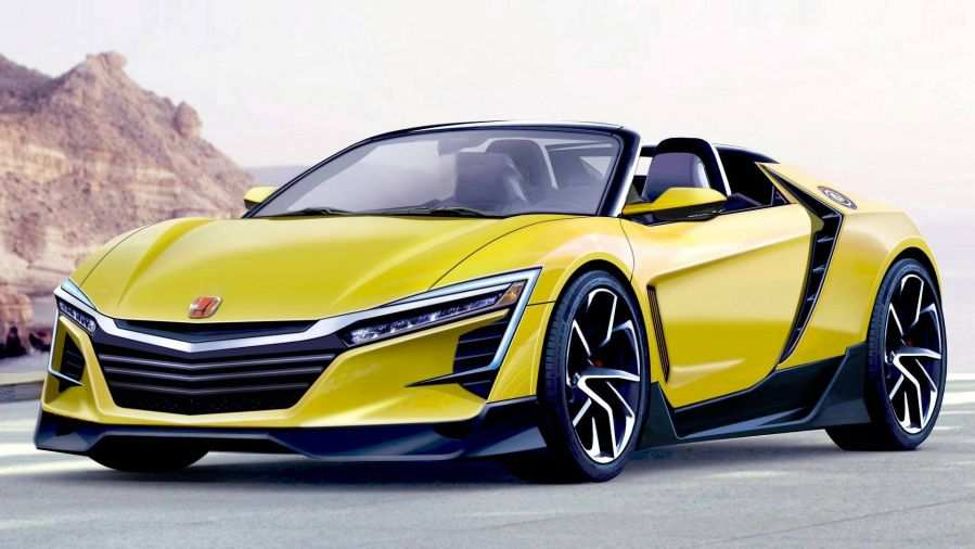 77 New 2020 The Honda S2000 Overview