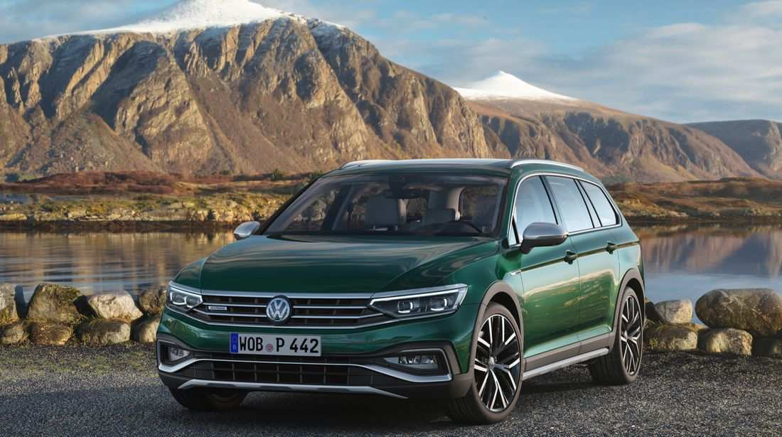 77 New 2020 Vw Passat Configurations