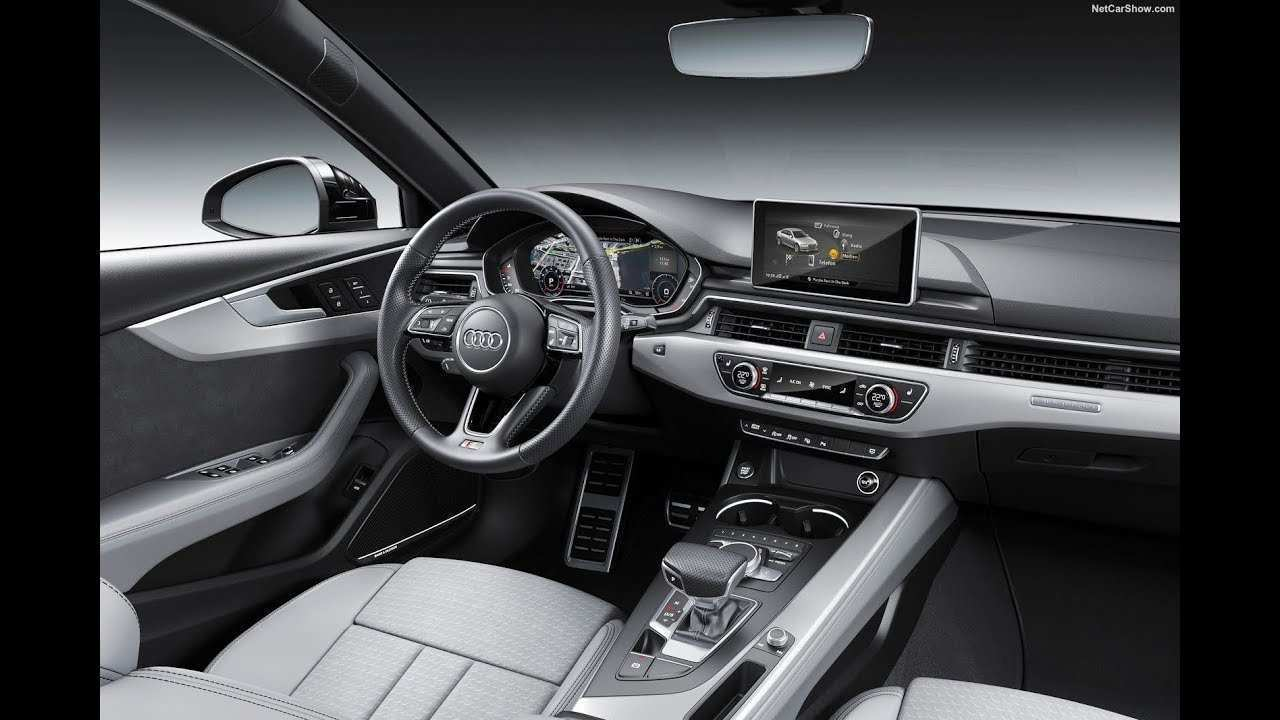77 New Audi A4 2020 Interior Wallpaper