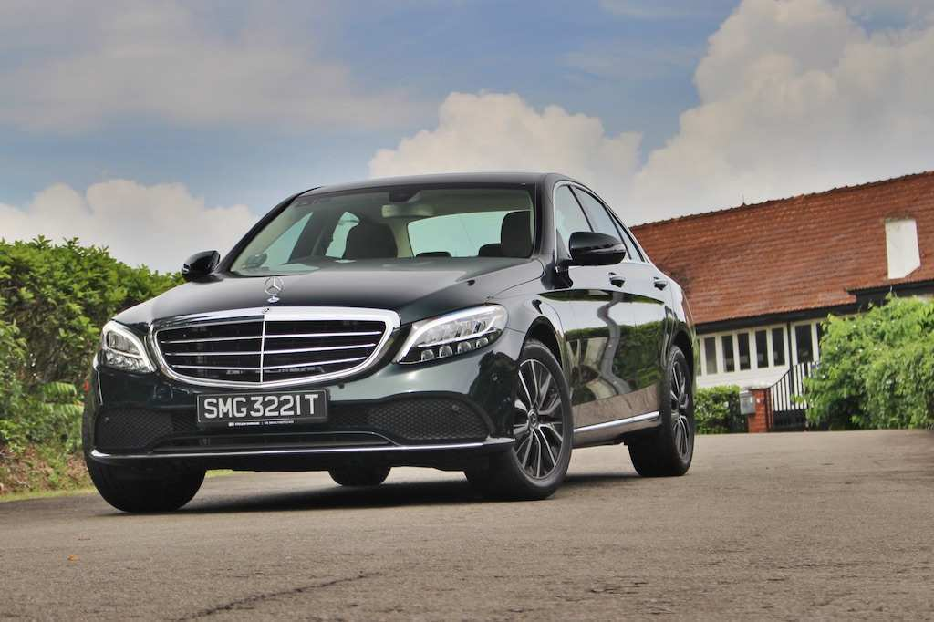 77 New Mercedes Benz C Class Facelift 2019 Wallpaper