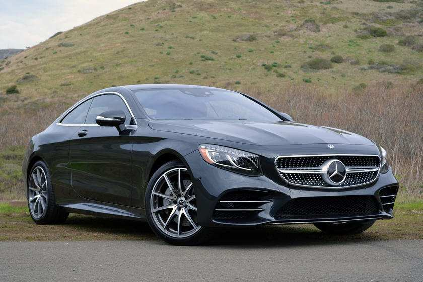 77 New Mercedes S Class Coupe 2019 Research New