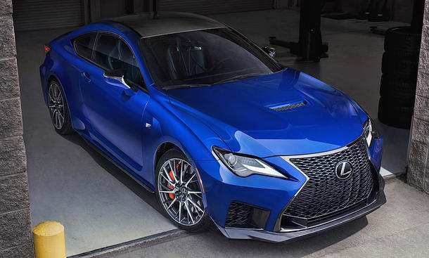 77 New Rcf Lexus 2019 Wallpaper
