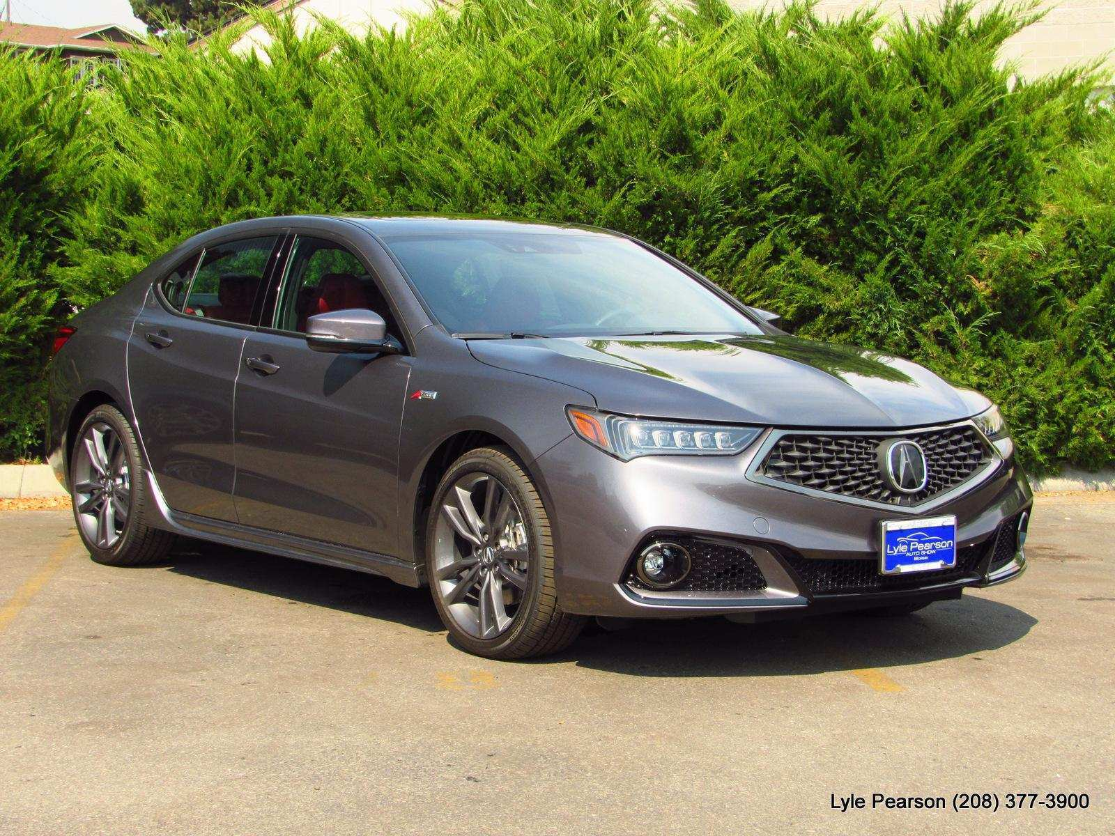 77 The 2019 Acura TLX Concept